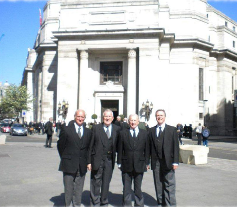 Celebrating 300 years with the United Grand Lodge