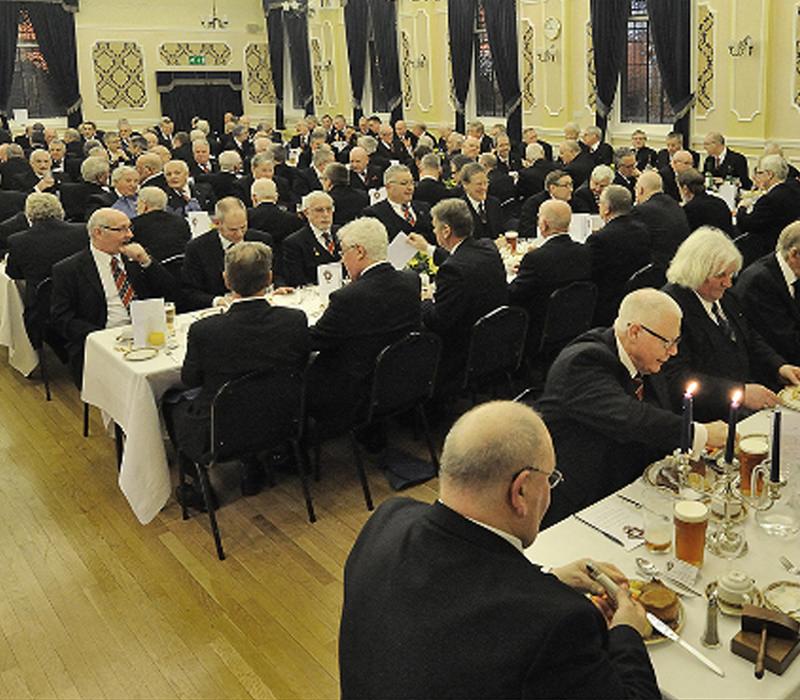 Freemasons Dinning