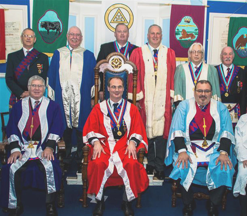 Prince Alfred Chapter