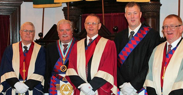Abbey Chapter Hosted Meeting