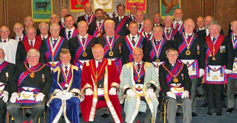 Ashlar Chapter No 4858 Joint Convocation.