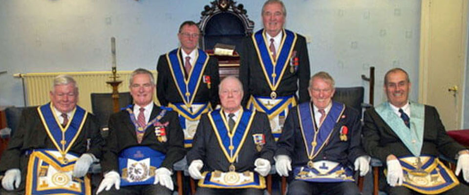 The Ashton & District Lodge of Installed Masters No 8341