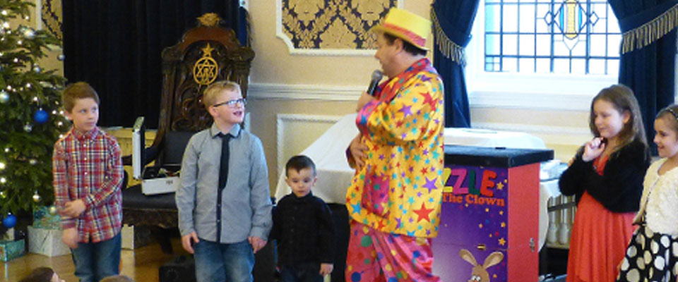 Children's Christmas Party - Rochdale Masonic Social Committee