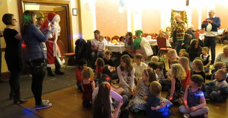 Salford District Children's Christmas Party