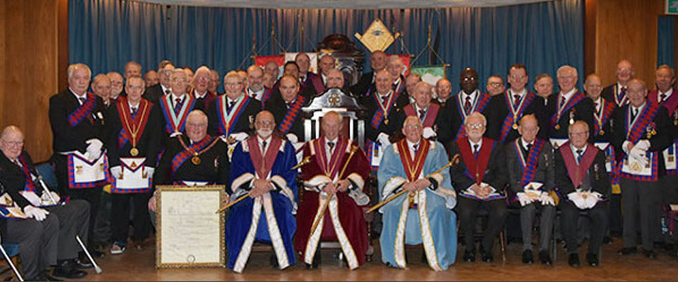 Closure of Radcliffe Chapter No 2701