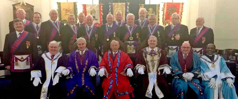 Presentation Team News | The Provincial Grand Lodge of East
