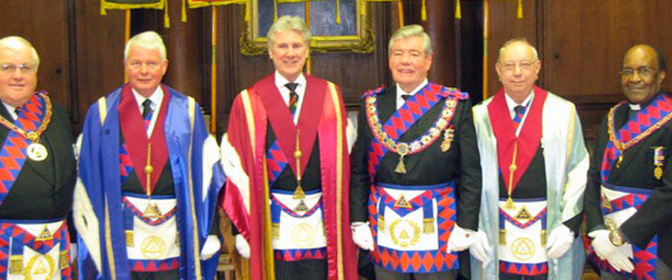 East Lancashire Provincial Grand Stewards' Chapter No. 8408