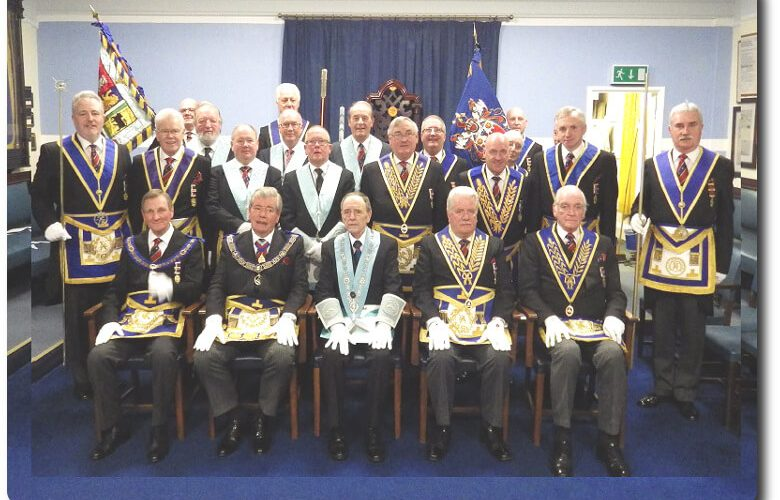 Burnley and Pendle Hosted Meeting Brierfield Lodge No 7560 - Padiham
