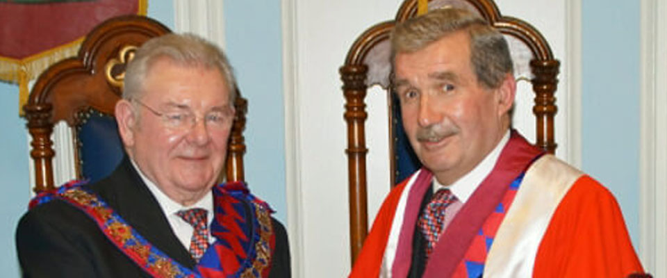 Joint Convocation at 3 Shires Chapter No 9397