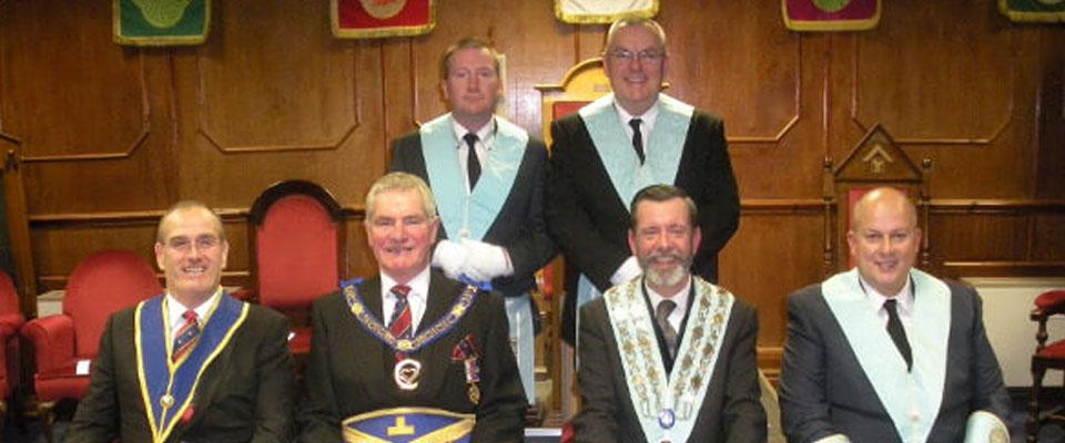 Lodge of Faith No 581 Proclamation - Thursday the 4th of February