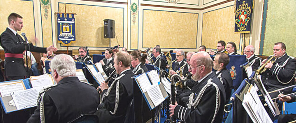 Greater Manchester Police Concert Band