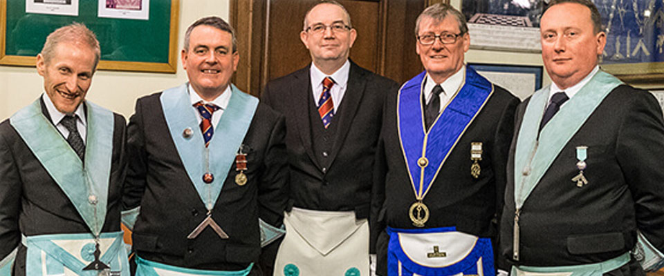 The Lodge of Probity and Freedom