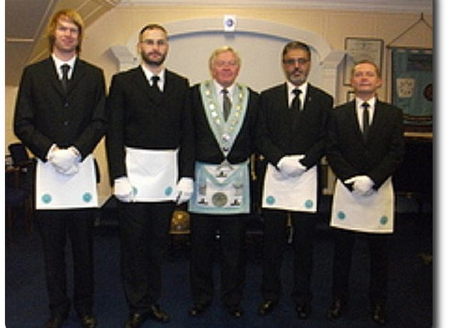 Roses Lodge No. 5140 - Two Historic Events