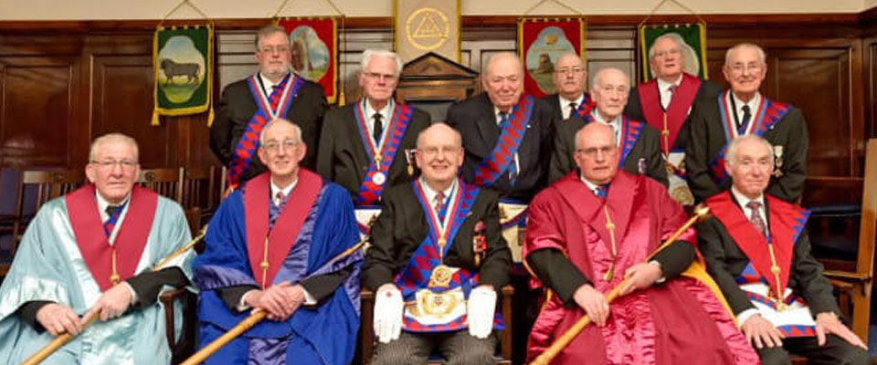 Starkie Chapter No 1634 bows out in style at Rawtenstall