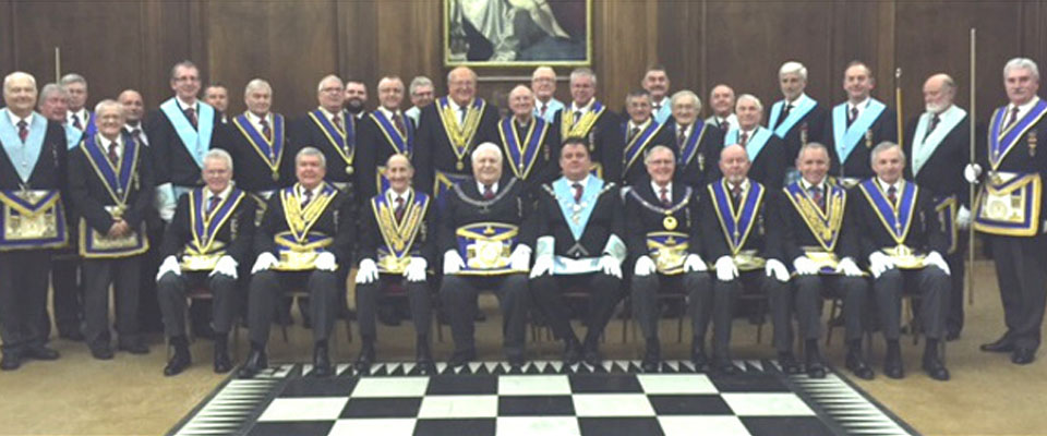 Townley Parker Lodge No 1083 - 150 years