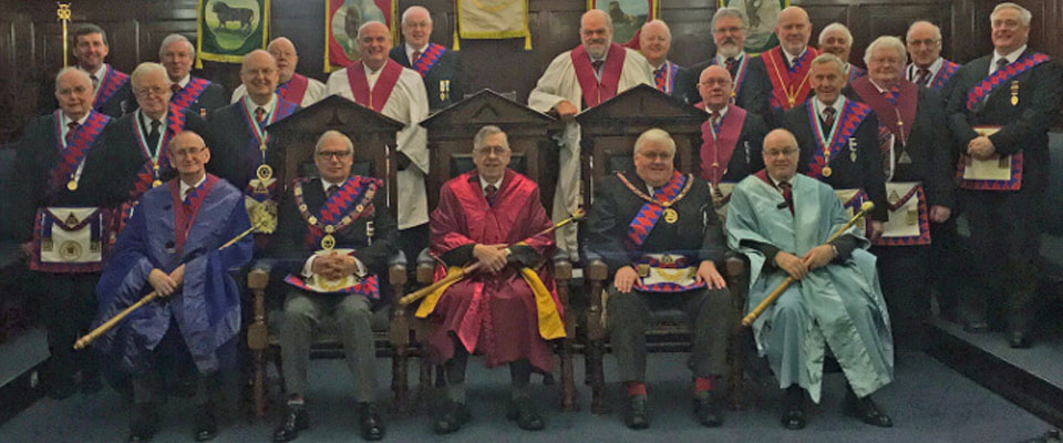 Unitas Fratrum (affectionately known as U.F.)  celebrates its' 40th birthday