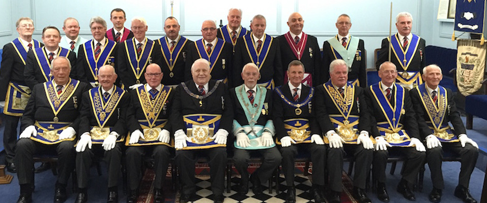 Lodge Amity and Rossendale Forest No. 283 celebrate 225 years