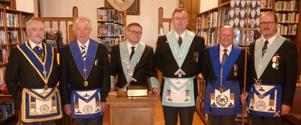 North West Cluster of the Federation of School Lodge Hosted Meeting