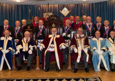 Derby Chapter No 1055 Celebrates 150 Years