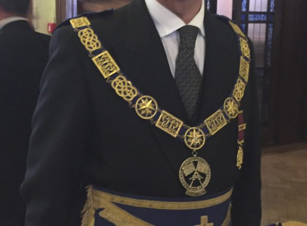 Another Acting Grand Lodge Honour for Bury District