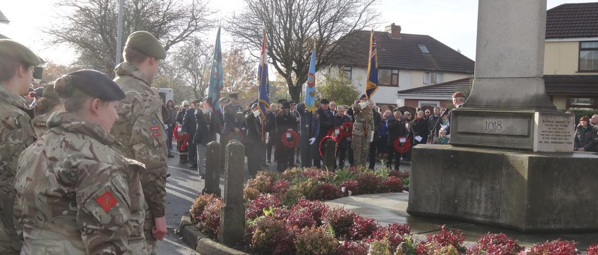 Droylsden Remembers