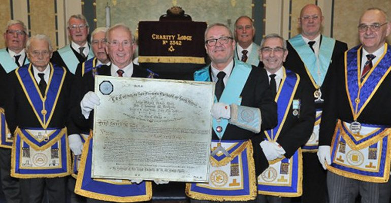 The Closure of Charity Lodge No.3342