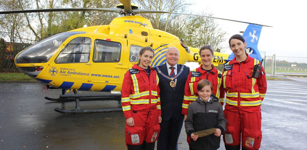 The North West Air Ambulance
