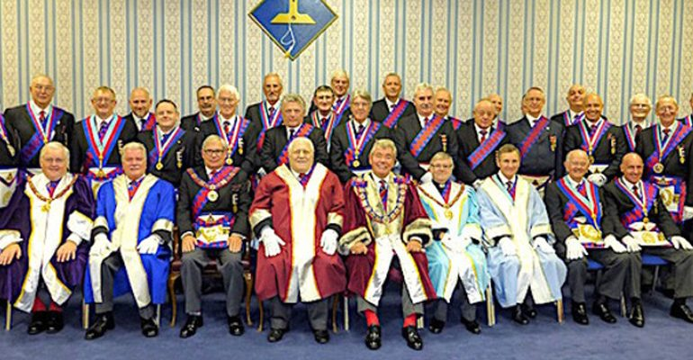 Consecration of the Verity Chapter of Installed First Principals No 3949