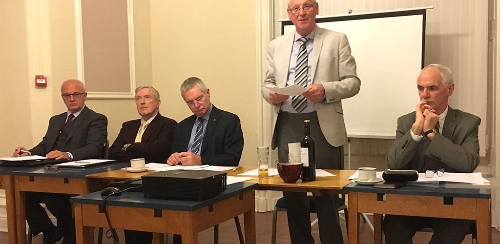 Ashton & Mossley District AGM