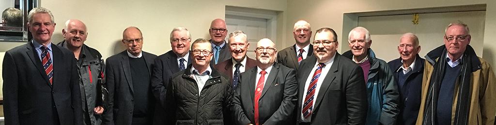 Meeting of Southern Area Lodge Royal Arch Representatives – November 30th 2016
