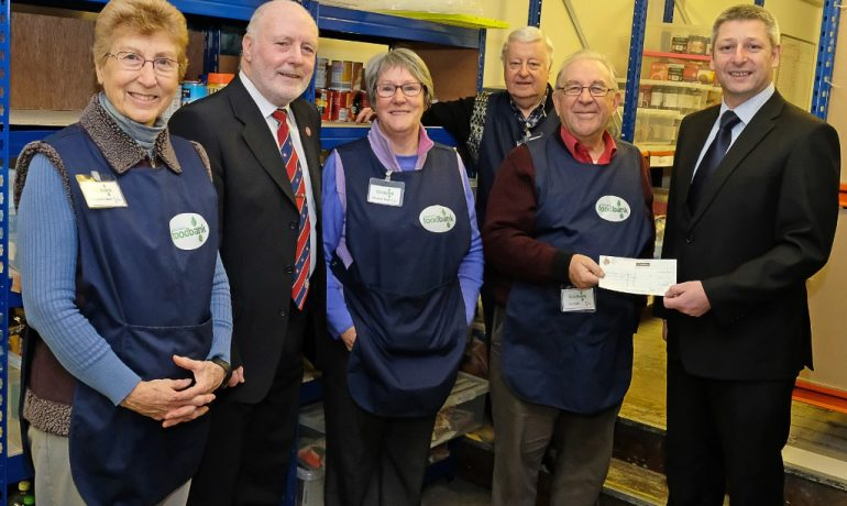 Rochdale Food Bank Appeal