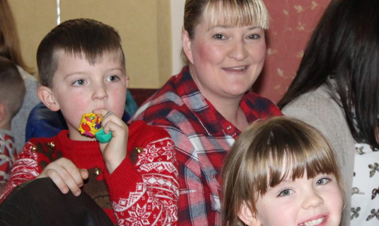 Salford Children's Christmas Party