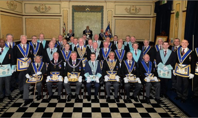 St Chad's Lodge No.1129  Sesquicentenary Celebration.