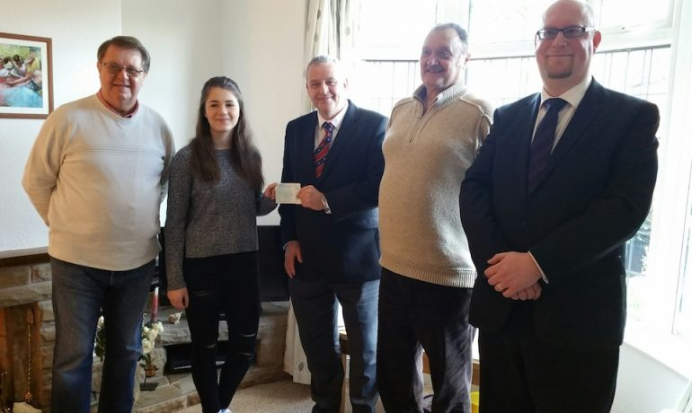East Ribble Charity Stewards support field trip