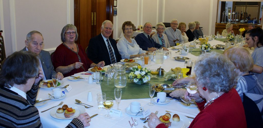 Salford Masonic Fellowship New Year Lunch