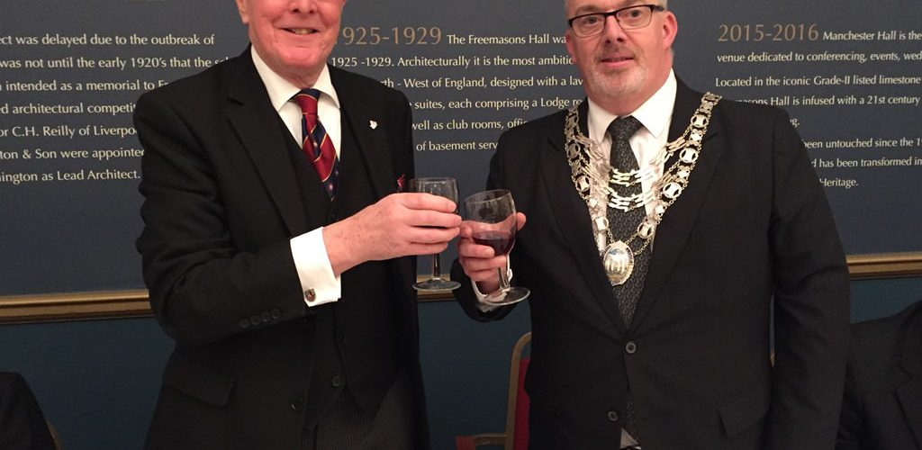 APGM visits Portico Lodge No 6070