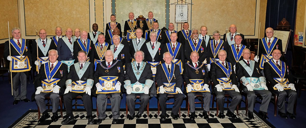 Roch Valley Lodge No.5120