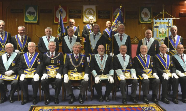 Hosted Meeting at The Good Companions Lodge No. 6005