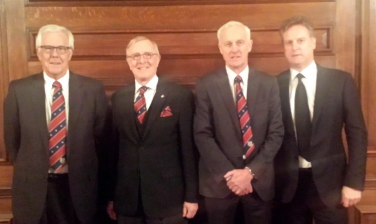 Commonweal Lodge 5332 Welcomes their APGM