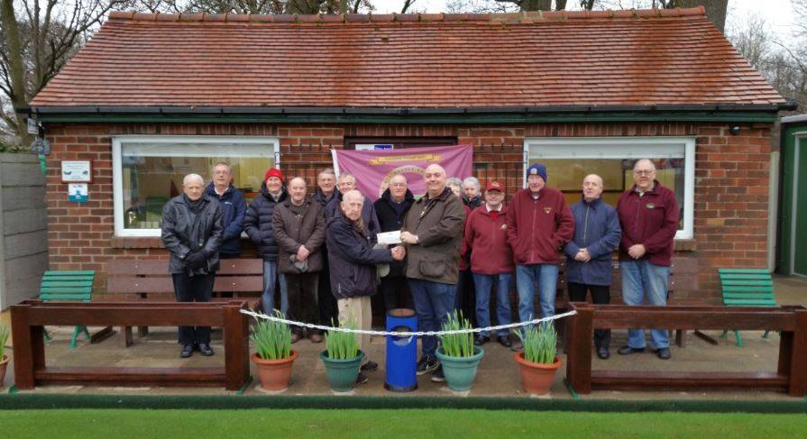 All Saints Grange Bowling Club support