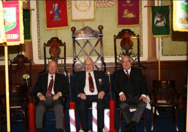 Hope Chapter No 54 Installation Meeting 3rd April 2017