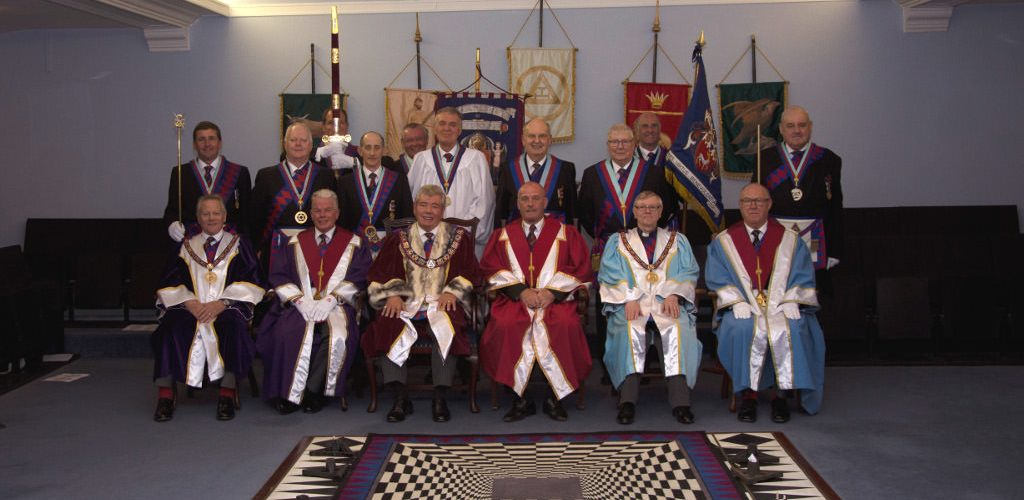Joint Convocation at Prince Edwin Chapter
