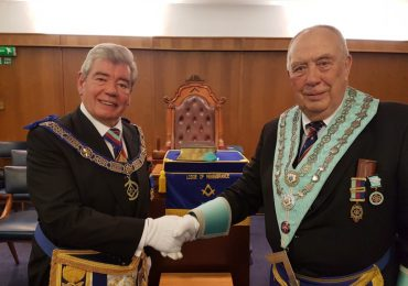 Lodge of Remembrance 3787 Celebrates 100 Years