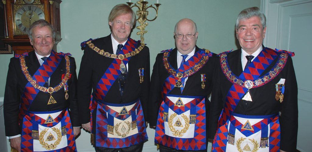 East Lancashire Supplies New Banners to Apollo Chapter