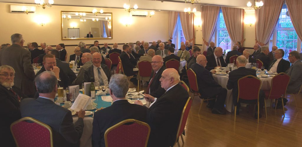 Bury District Dinner and AGM