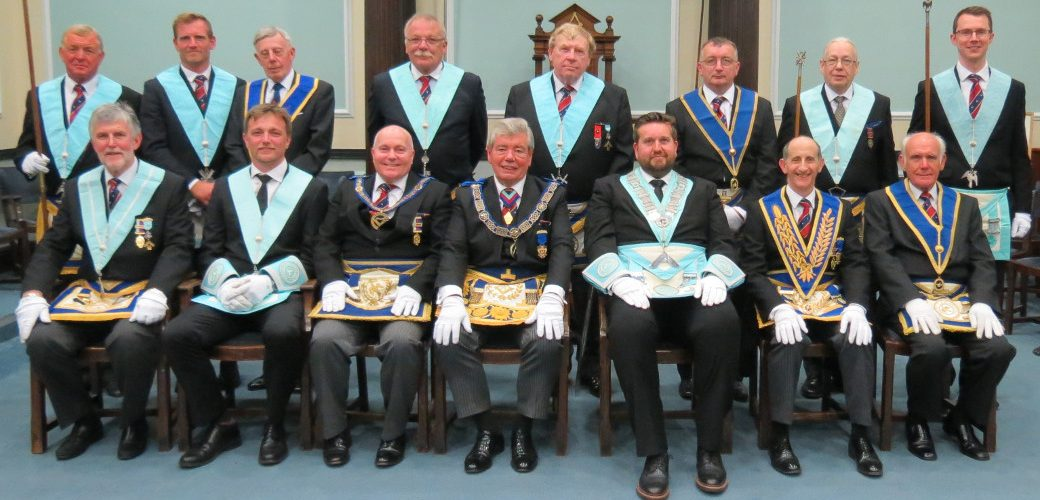Hosted Meeting at Arcturus Lodge, No.7252, Salford