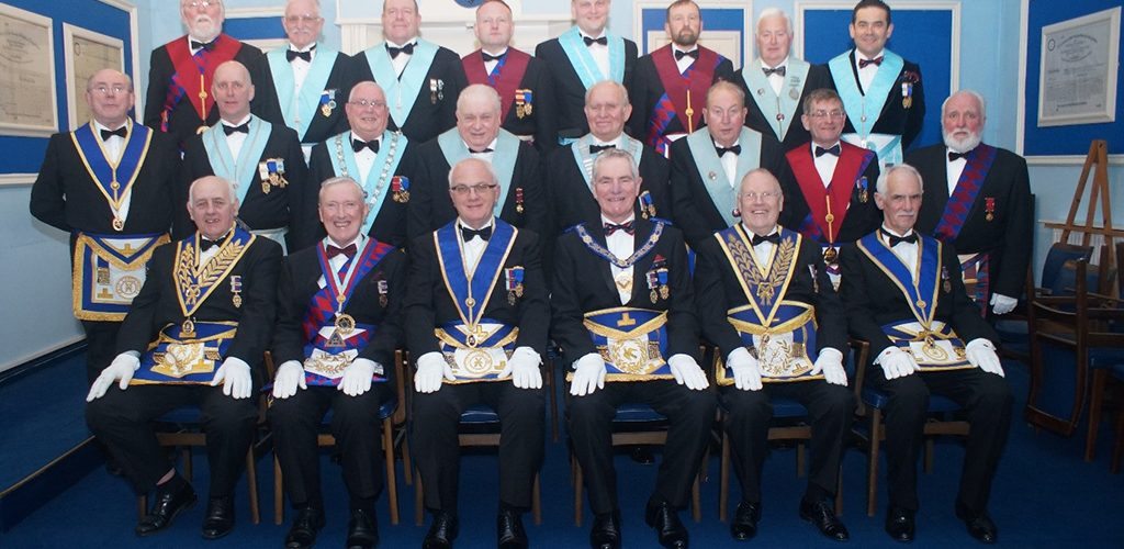 The 28th Annual Assembly of Ashton & Mossley  District Masters & First Principals