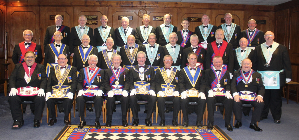 Masters and First Principles Dinner
