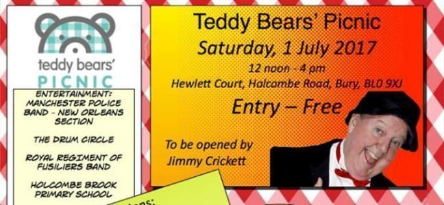 Teddy Bears Picnic Winning Raffle Numbers