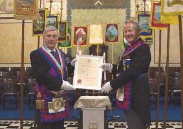 50th Celebration at Tudor Chapter 277
